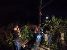 Kerja-kerja Pemasangan 1 Unit Pam Di Taman Perdana Dengkil_4