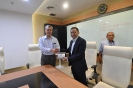 Lawatan Bersama Kementerian Wilayah Persekutuan Ke Projek Interseptor oleh SMG (Selangor Maritim Gateway)