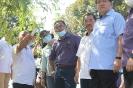 Lawatan Kerja YB Dato Menteri Besar ke Lokasi Banjir Kajang_1