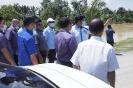 Lawatan Kerja YB Dato Menteri Besar ke Tapak Projek Kolam Takungan Banjir Taman Permata, Daerah Sepang_1