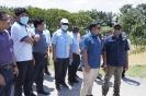 Lawatan Kerja YB Dato Menteri Besar ke Tapak Projek Kolam Takungan Banjir Taman Permata, Daerah Sepang_3