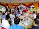 Lawatan YAB Dato' Menteri Besar Selangor ke Tapak Projek Rancangan Tebatan Banjir JPS Selangor._11