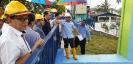 Lawatan YAB Dato' Menteri Besar Selangor ke Tapak Projek Rancangan Tebatan Banjir JPS Selangor._7