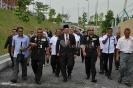 Majlis Penyerahan Jalan Dan Jambatan Di Bawah Projek Menaiktaraf Kolam Takungan Program Sg Jeluh di Kompleks Ibu Pejabat Penjara Malaysia bersama YB Ahli Parlimen Hulu Langat.