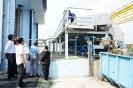 Majlis Penyerahan Projek Kerja-kerja Pembinaan Sistem Saliran Mesra Alam, di Kawasan Sekitar Pelabuhan Klang, Selangor Darul Ehsan, Fasa 1(Pakej 1 & 2)