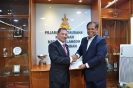 Majlis Penyerahan Surat Pemberitahuan Penempatan sebagai Pengarah JPS Negeri Selangor_3