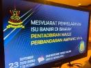 Mesyuarat Penyelarasan Isu Banjir bersama PBT Majlis Perbandaran Ampang Jaya_1