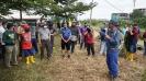 Program Gotong Royong Membina Denai Di Sungai Gong Rawang