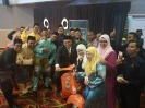 Sambutan Hari Raya Aidilfitri Y.A.B Dato' Menteri Besar Selangor Bersama Warga Kerja Bangunan Sultan Salahuddin Abdul Aziz Shah Tahun 2019